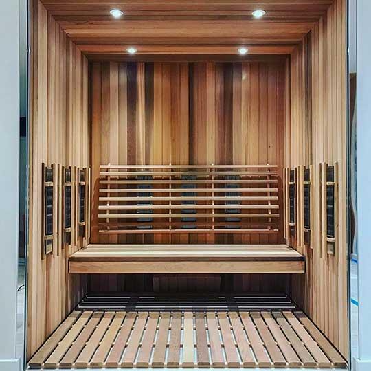 Custom Sauna Kits