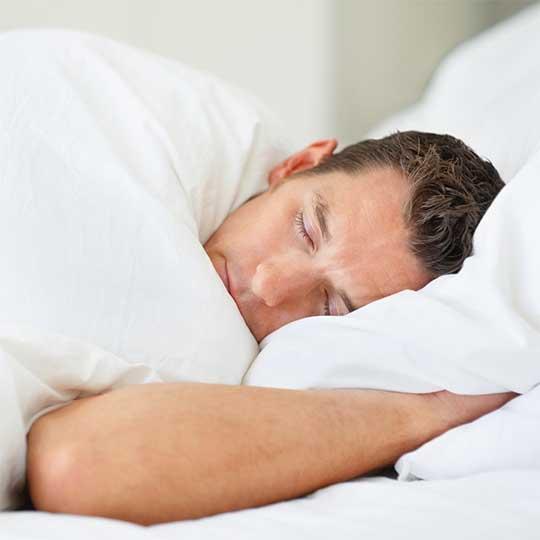 Sauna Benefits Deeper Sleep