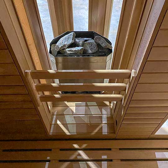 Traditional Saunas